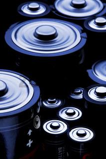 Battery still life