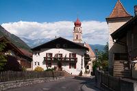 Village Parcines