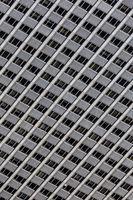 Windows of a modern office building.