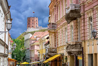 Vilnius Old Town, Lithuania, Eastern Europe