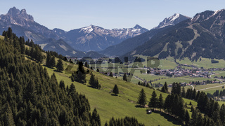 Tannheimer Tal, Tirol, Oesterreich