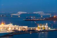 Tokyo Industrial port
