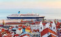 Lisbon port, Portugal