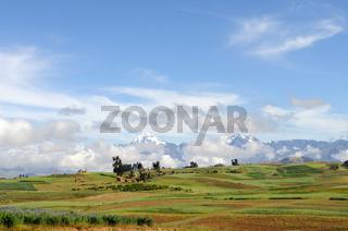 Hochebene Chinchero Peru