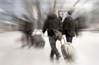 Travel Passanger Airport