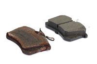 Bremsbacken für Autobremsen