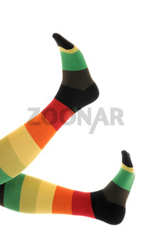 Ringelstrümpfe / Striped sox