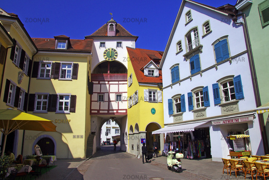the old city meersburg