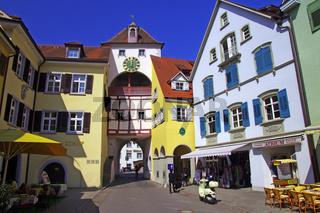 Innnenstadt von Meersburg