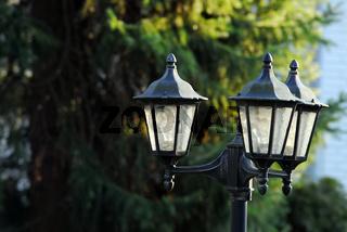 Laternen, street lights
