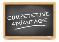 Blackboard Competitive Advantage
