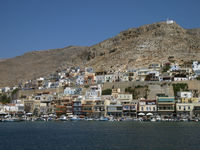 Pothia in Kalymnos Island, Greece