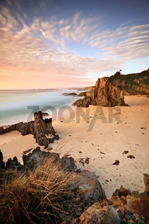 Mullimburra Point South beach Australia