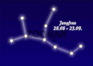 Jungfrau, Virgo