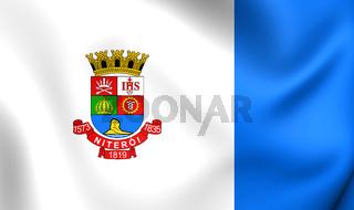 3D Flag of the Niteroi