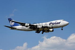 Polar Air Cargo - Boeing 747