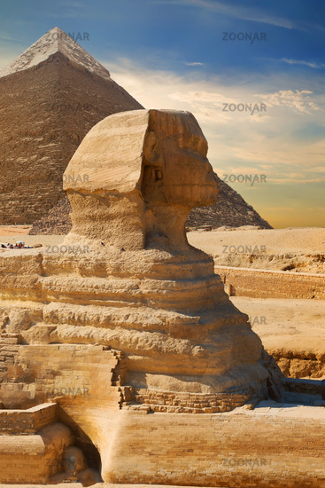 Ancient Sphinx Egypt