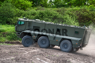 The armored car of `Typhoon-K`