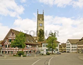 Andelfingen, Kanton Zürich, Schweiz