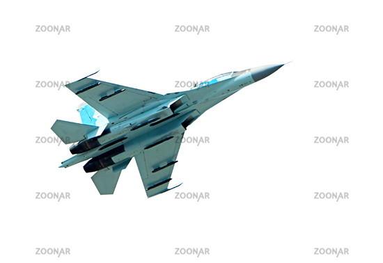 Su-27 jet fighter