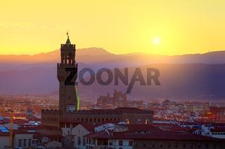 Tower of Palazzo Vecchio