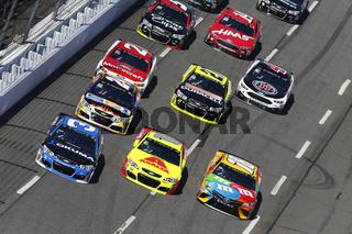 NASCAR: April 02 STP 500