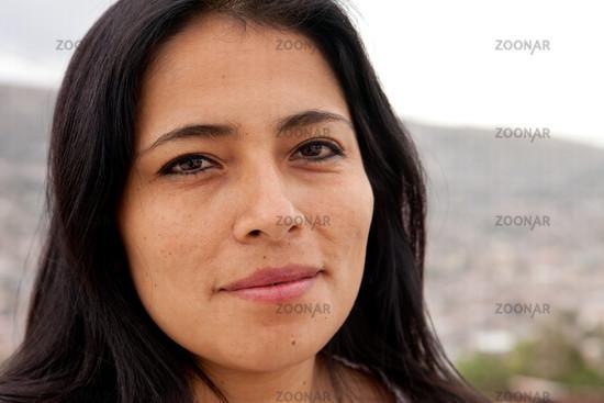 Attractive Latin Woman