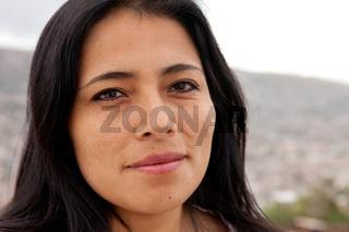 Attraktive Südamerikanerin / Attractive Latin Woman