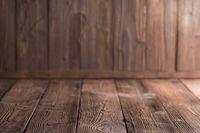 Wooden corner texture background
