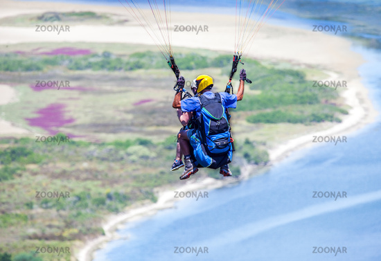 Paragliding in South Africa