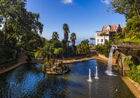 Monte Tropical Garden and Palace - Madeira Portugal