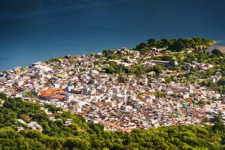 Aerial View Of San Pedro