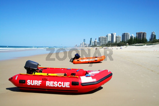 Surf Rescue Boats Gold Coast Australia