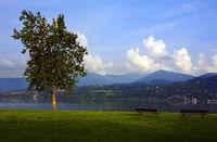 Lake Pusiano