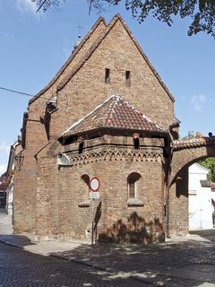 Aegidienkirche in Breslau