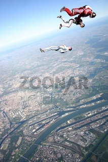 Skydiving Photography