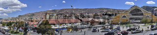 La Paz, Bolivia, panorama