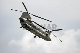 CH-47 Chinook, Militär Helikopter, Hubschrauber