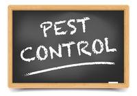 Blackboard Pest Control