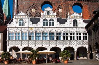Lübecker Rathaus