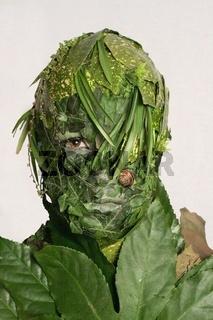 Natur-Maske