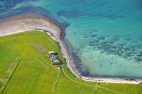 Landscape at the Lofoten islands