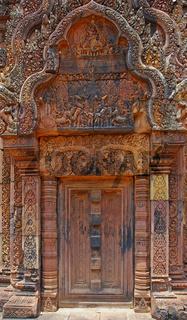 Tor zum Tempel