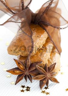 weihnachtliche Printen / brown gingerbread