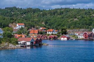 An der Südküste Norwegens