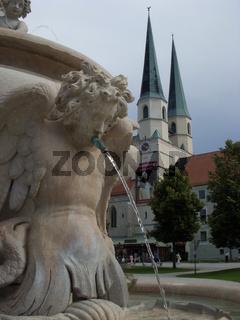 Altötting - Stiftskirche
