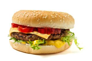 Cheeseburger n Mustard