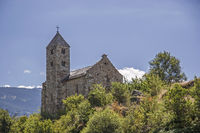All Saints Chapel in Sion