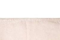A piece of beige cloth