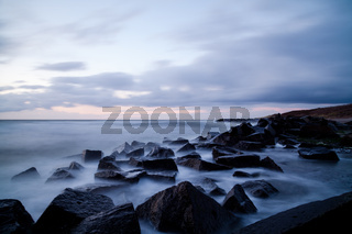 Dusk On Hiddensee